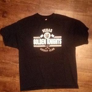 Vegas golden knights tshirt-vgk - 2xl